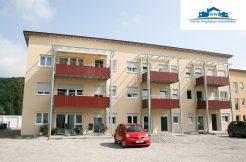 23 Neubauwohnungen (projektiert)  einer Wohnanlage  in Marktl verkauft 2013/2014