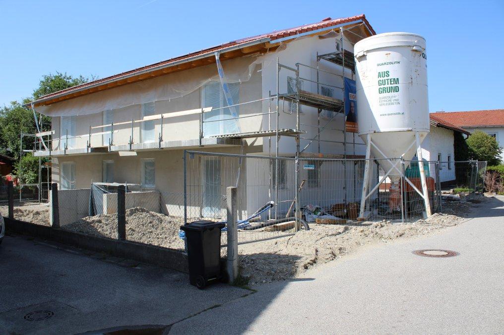 Neubau in Töging! Erdgeschosswohnung (W2) mit Terrasse, 45 Min nach München