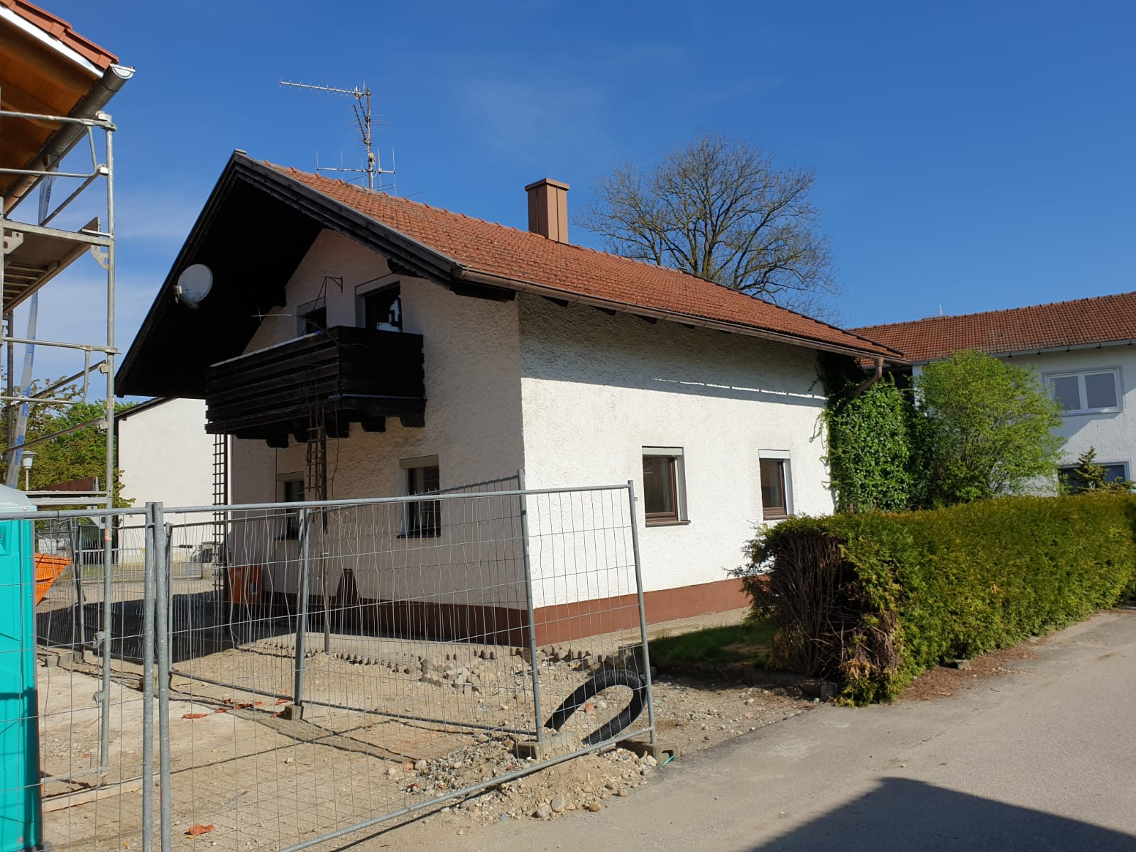 Bezahlbares EFH mit 327 m² Grundstück in 84513 Töging, nähe Autobahnanbindung A94 München