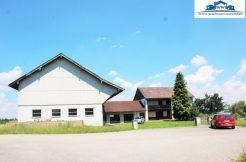 Landwirtschaftliches Anwesen bei Wurmsham, verkauft 2017